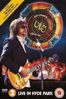 Jeff Lynne: Live In Hyde Park 2014, DVD