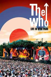 The Who: Live In Hyde Park, DVD