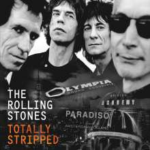 The Rolling Stones: Totally Stripped (Deluxe Edition), 4 DVDs und 1 CD
