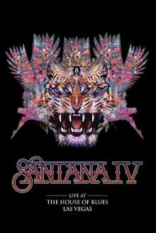 Santana: Live At The House Of Blues, Las Vegas, DVD