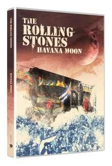 The Rolling Stones: Havana Moon, DVD