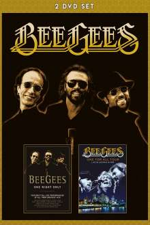 Bee Gees: One Night Only: Live In Las Vegas 1997 / One For All: Live In Australia 1989, 2 DVDs