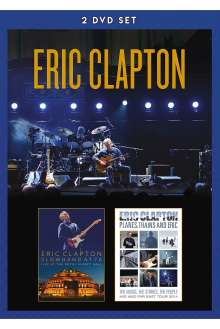Eric Clapton: Slowhand At 70: Live At The Royal Albert Hall / Planes, Trains And Eric, 2 DVDs