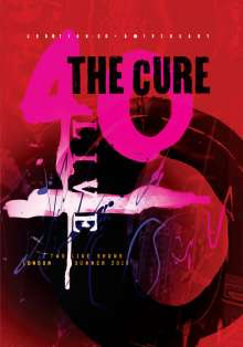 The Cure: 40 Live - Curætion 25 - Anniversary (Limited Edition), 2 DVDs