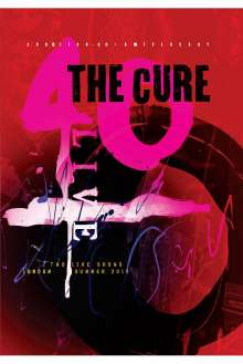 The Cure: 40 Live - Curætion 25 - Anniversary, 2 DVDs