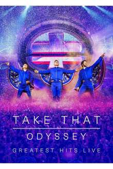 Take That: Odyssey (Greatest Hits Live), DVD