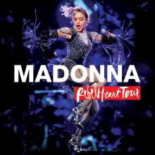 Madonna: Rebel Heart Tour 2016 (Explicit), 2 CDs
