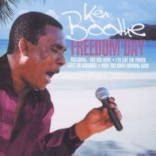 Ken Boothe: Freedom Day, CD