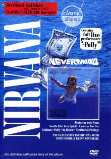 Nirvana: Nevermind (Limited-Edition), DVD