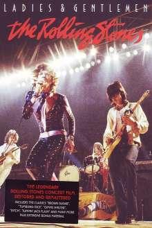 The Rolling Stones: Ladies & Gentlemen (Live In Texas, US, 1972 + Bonus), DVD