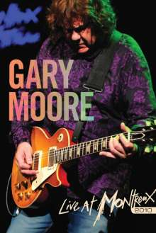 Gary Moore: Live At Montreux 2010, DVD