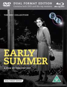 Early Summer (1951) & What Did the Lady Forget? (1937) (Blu-ray & DVD) (UK Import), 1 Blu-ray Disc und 1 DVD