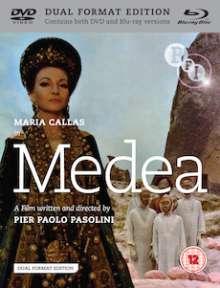 Medea (1969) (Blu-ray & DVD) (UK Import), DVD