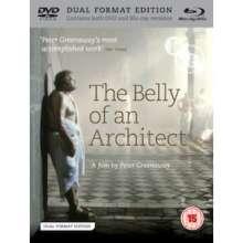 The Belly Of An Architekt (1986) (Blu-ray & DVD) (UK Import), 1 Blu-ray Disc und 1 DVD