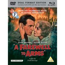 Farewell To Arms (1932) (Blu-ray & DVD) (UK Import), 1 Blu-ray Disc und 1 DVD