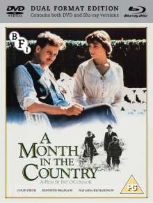 A Month In The Country (1987) (UK Import), 1 Blu-ray Disc und 1 DVD