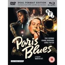 Paris Blues (1960) (Blu-ray & DVD) (UK Import), 1 Blu-ray Disc und 1 DVD