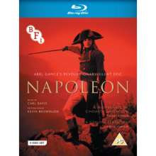 Napoleon (1927) (Blu-ray) (UK Import), 3 Blu-ray Discs