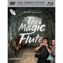 The Magic Flute (1974) (Blu-ray & DVD) (UK-Import), 1 Blu-ray Disc und 1 DVD