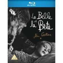La Belle Et La Bete (1946) (Blu-ray) (UK Import), Blu-ray Disc