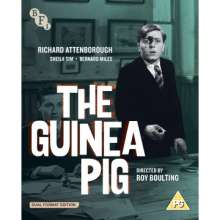 The Guinea Pig (The Outsider) (1948) (Blu-ray & DVD) (UK Import), 1 Blu-ray Disc und 1 DVD