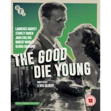 The Good Die Young (1954) (Blu-ray & DVD) (UK Import), 1 Blu-ray Disc und 1 DVD