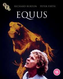 Equus (1977) (Blu-ray) (UK Import), 2 Blu-ray Discs