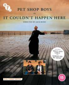 Pet Shop Boys: It Couldnt Happen Here (1988) (Blu-ray & DVD) (UK Import), 1 Blu-ray Disc und 1 DVD