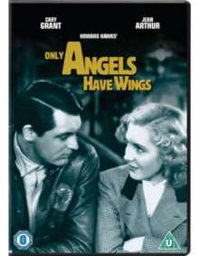 Only Angels Have Wings (1939) (UK Import mit deutscher Tonspur), DVD