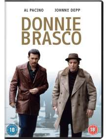 Donnie Brasco (1997) (UK Import), DVD