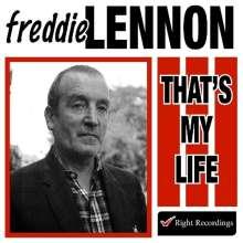 Freddie Lennon: That's My Life, Maxi-CD