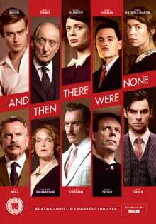 And Then There Were None (2015) (UK Import), DVD