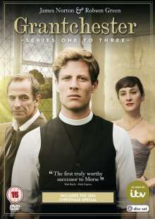 Grantchester Season 1-3 (UK Import), 6 DVDs