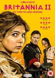 Britannia Season 2 (UK Import), 2 DVDs