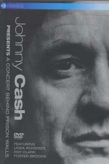 Johnny Cash: A Concert Behind Prison Walls, DVD
