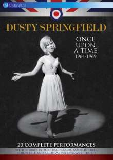 Dusty Springfield: Once Upon A Time 1964-1969, DVD