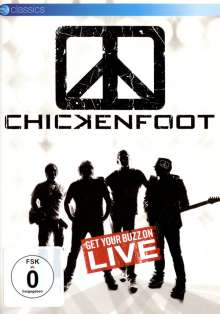 Chickenfoot: Get Your Buzz On Live (EV Classics), DVD