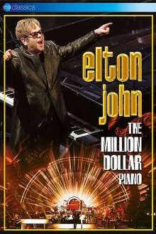 Elton John (geb. 1947): The Million Dollar Piano (EV Classics), DVD