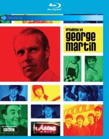 George Martin (1926-2016): Produced By George Martin (EV Classics), Blu-ray Disc
