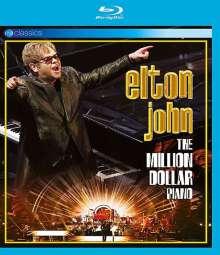Elton John (geb. 1947): The Million Dollar Piano (EV Classics), Blu-ray Disc