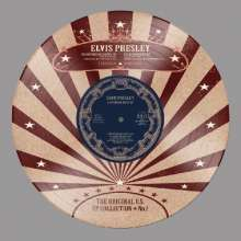 """Elvis Presley (1935-1977): The Original U.S. EP Collection No.2 (Limited-Edition) (Picture Disc), Single 10"""""""