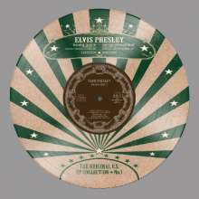 """Elvis Presley (1935-1977): The Original U.S. EP Collection No.3 (Limited-Edition) (Picture Disc), Single 10"""""""