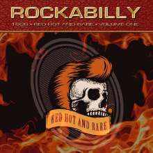 Red Hot And Rare Volume One: Rockabilly, 10 CDs
