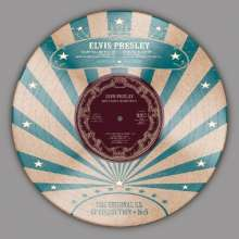 Elvis Presley (1935-1977): US EP Collection Vol.5 (Picture Disc) (Limited-Edition), Single 10""