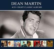 Dean Martin: Eight Classic Albums, 4 CDs