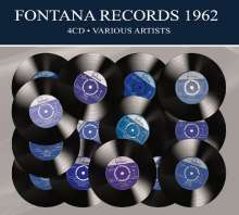 Fontana Records 1962, 4 CDs