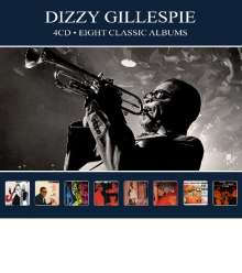 Dizzy Gillespie (1917-1993): Eight Classic Albums, 4 CDs