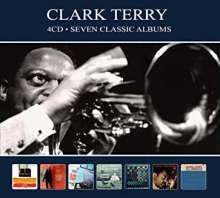 Clark Terry (1920-2015): Seven Classic Albums, 4 CDs