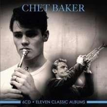 Chet Baker (1929-1988): Eleven Classic Albums, 6 CDs