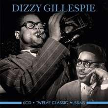 Dizzy Gillespie (1917-1993): Twelve Classic Albums, 6 CDs